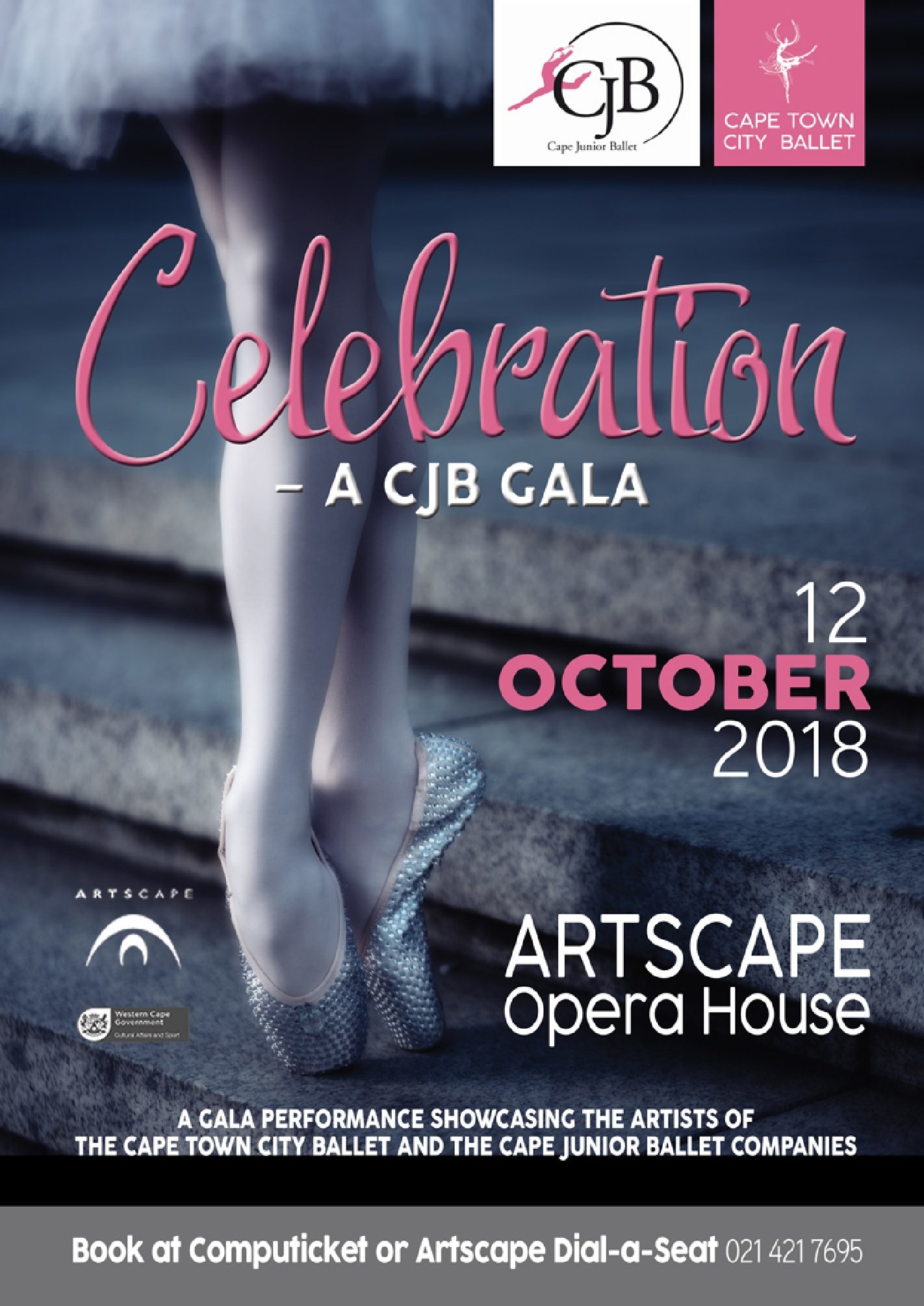 2018 Celebration by Cape Junior Ballet