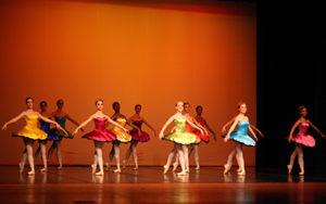 2010 Move Into Dance - Cape Junior Ballet