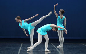 2011 Dance in the City -Cape Junior Ballet