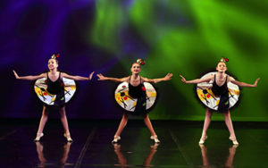 Movement in 3 by Cape Junior Ballet